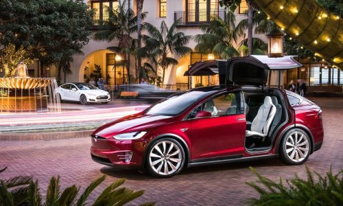 Tesla sales up 50% for Q1 2016, Model X delayed by parts shortage