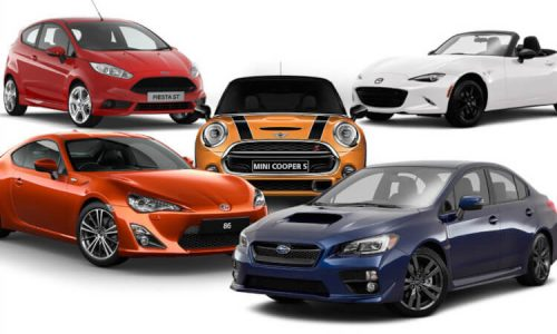 Top 10 Best Sports Cars Under $40,000