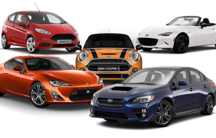 Top 10 best sports cars under 40k