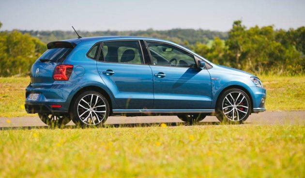 Best Sports Cars Under $40,000 Volkswagen Polo GTI