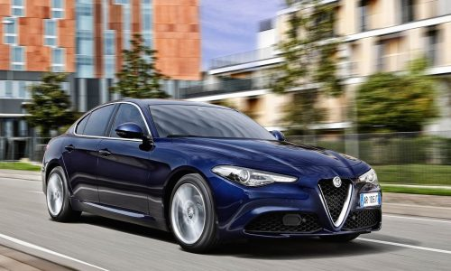Alfa Romeo Giulia to debut new autopilot technology – report