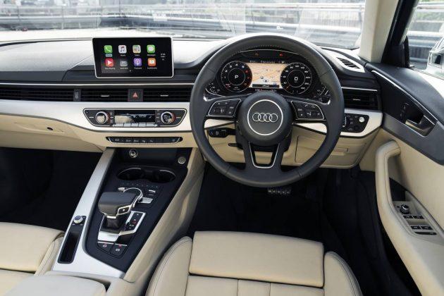 2016 Audi A4 Avant-interior