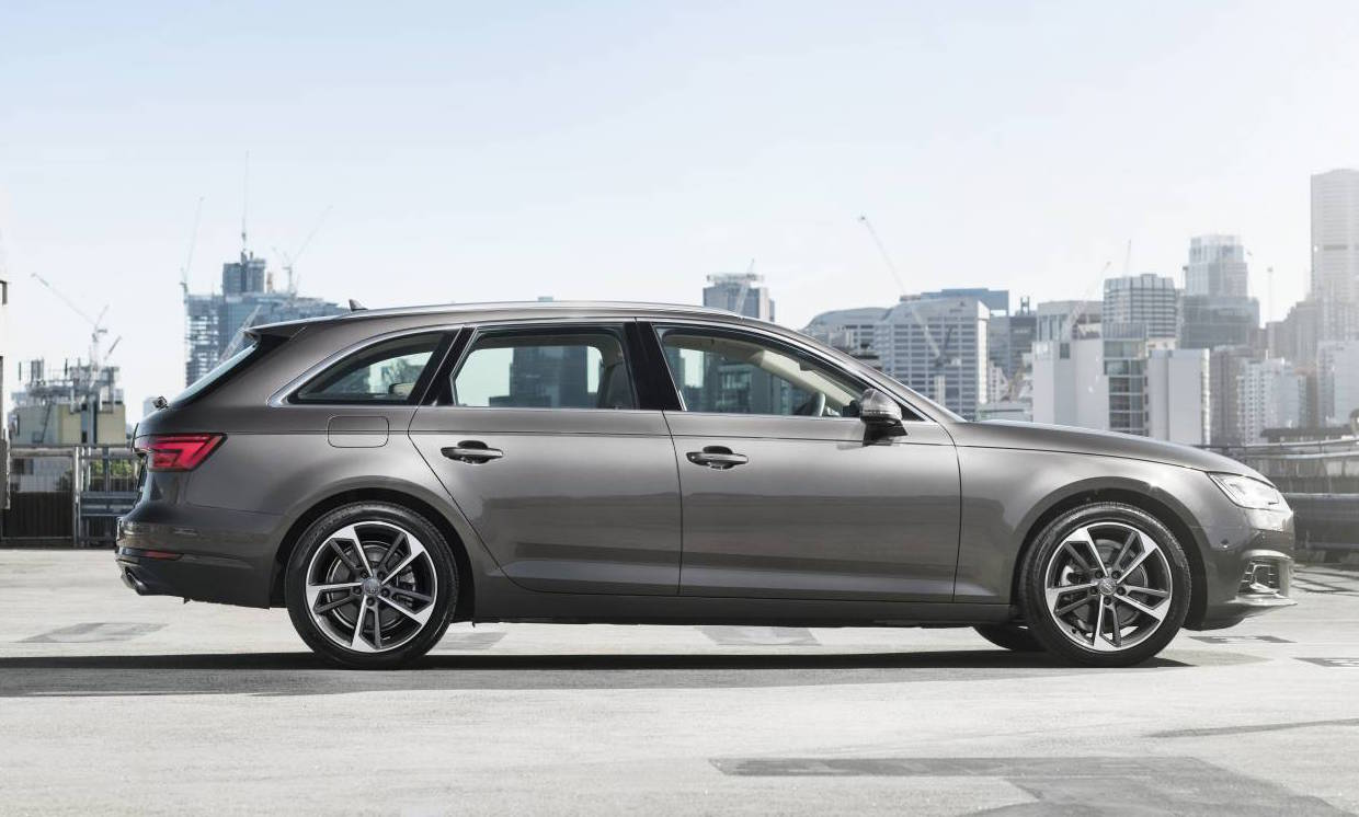 2016 Audi A4 Avant On Sale In Australia From 63 900