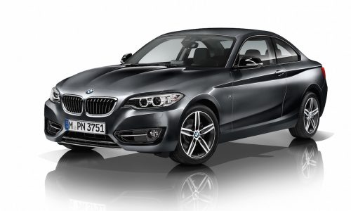 BMW 120i & 220i updated with more power, 230i replaces 228i