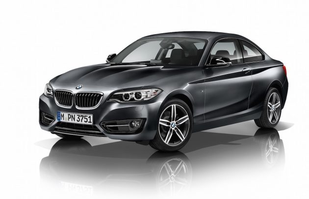 2016 BMW 220i