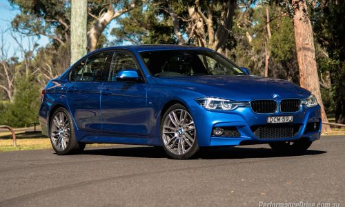 2016 BMW 320i M Sport review (video)