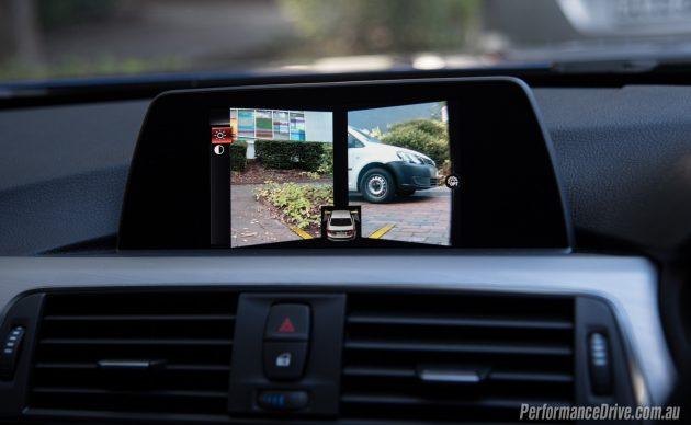2016 BMW 320i M Sport-cameras