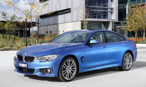 2016 BMW 4 Series on sale in Australia from $68,900, 440i added