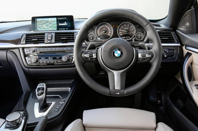 2016 BMW 430i Gran Coupe-interior