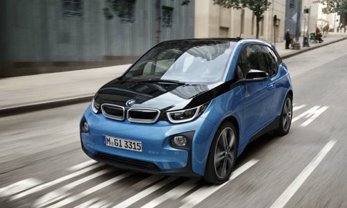 2016 BMW i3 update announced; 94Ah, range extended by over 100km