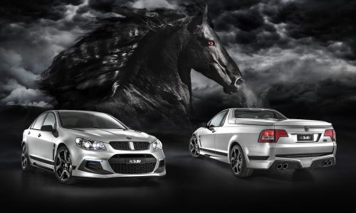HSV announces special editions to send off LS3 V8
