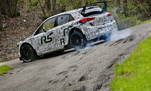 Next-gen Hyundai i20 R5 rally car commences tarmac testing
