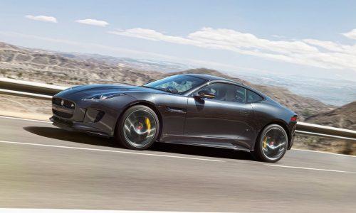 2018 Jaguar F-Type facelift to bring 2.0L turbo 4cyl option