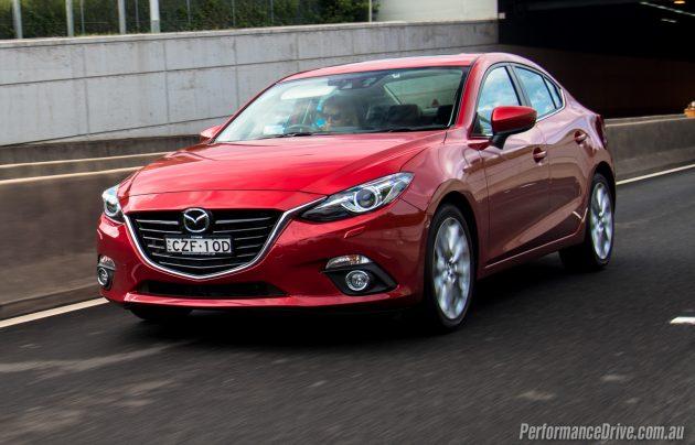 2016 Mazda3 SP25-Australia