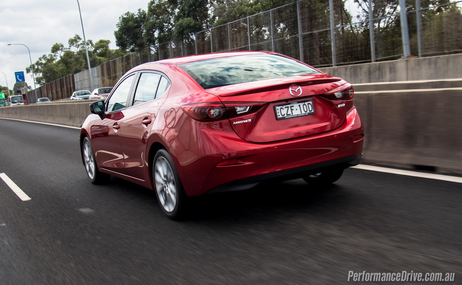 2016 Mazda3 SP25 Astina review (video) | PerformanceDrive