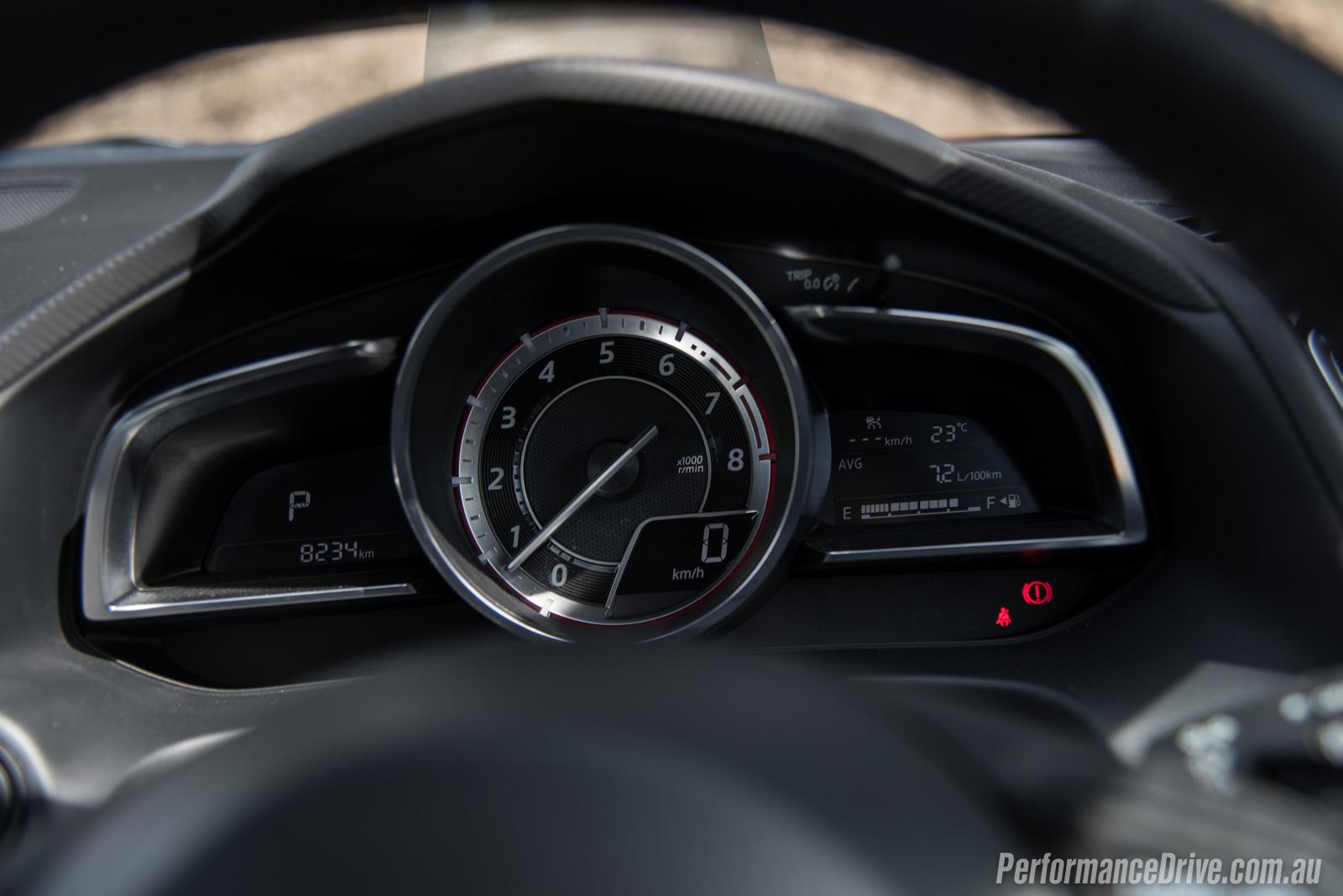 2016 Mazda3 Sp25 Astina Review Video Performancedrive
