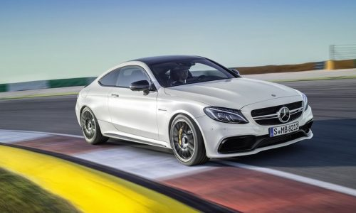 2016 Mercedes-AMG C 63 S Coupe on sale in Australia from $162,400