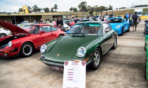 Australian 2016 Porsche Rennsport Festival highlights (mega gallery)