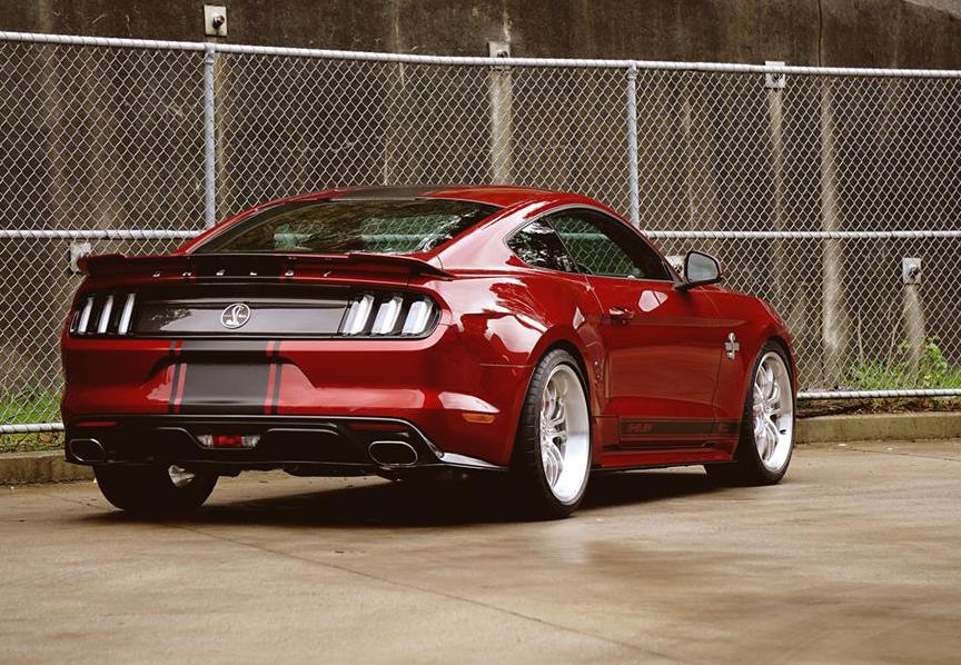 First RHD Shelby Super Snake finished in Australia, based ...
