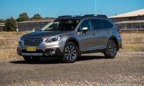 2016 Subaru Outback 3.6R review (video)