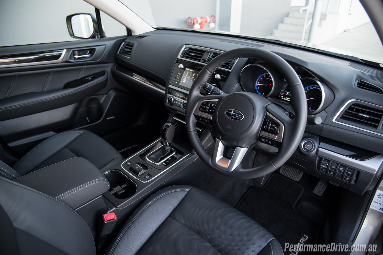 Subaru Outback 2017 Interior