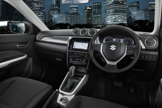 2016 Suzuki Vitara RT-X Diesel-interior