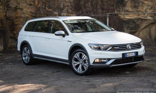 2016 Volkswagen Passat Alltrack review (video)