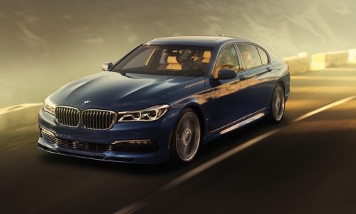 Alpina eyeing BMW's new quad-turbo diesel for future models