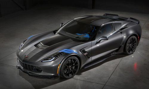 2017 Chevrolet Corvette Grand Sport goes on sale in the US