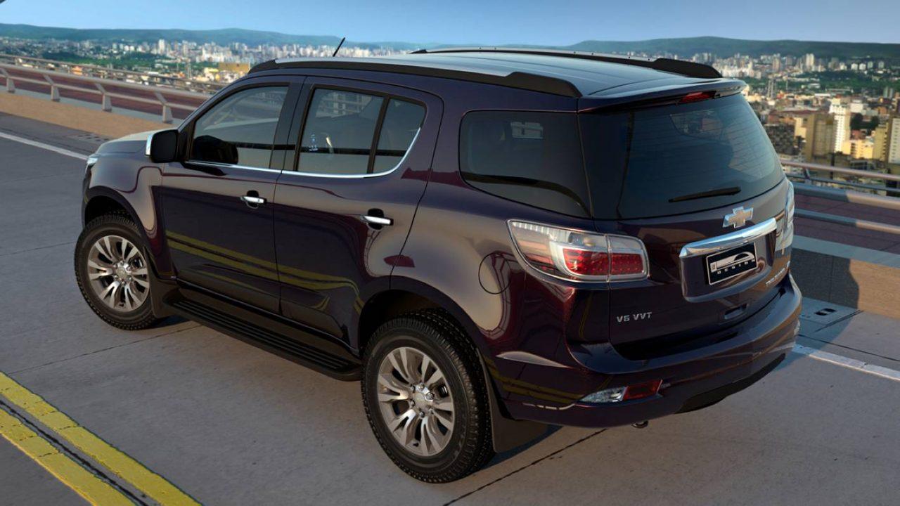 2017 Holden Trailblazer confirmed as Colorado 7 ...
