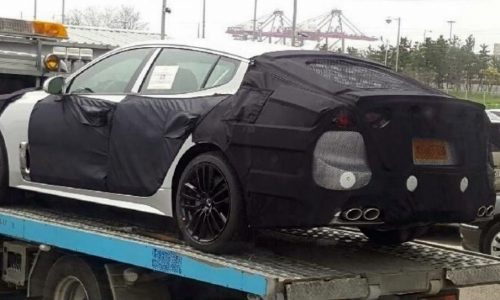 Kai GT sports sedan spotted in prototype form for first time