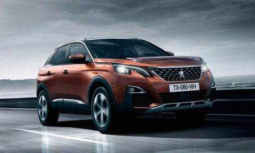 2017 Peugeot 3008 officially revealed; larger, SUV capability