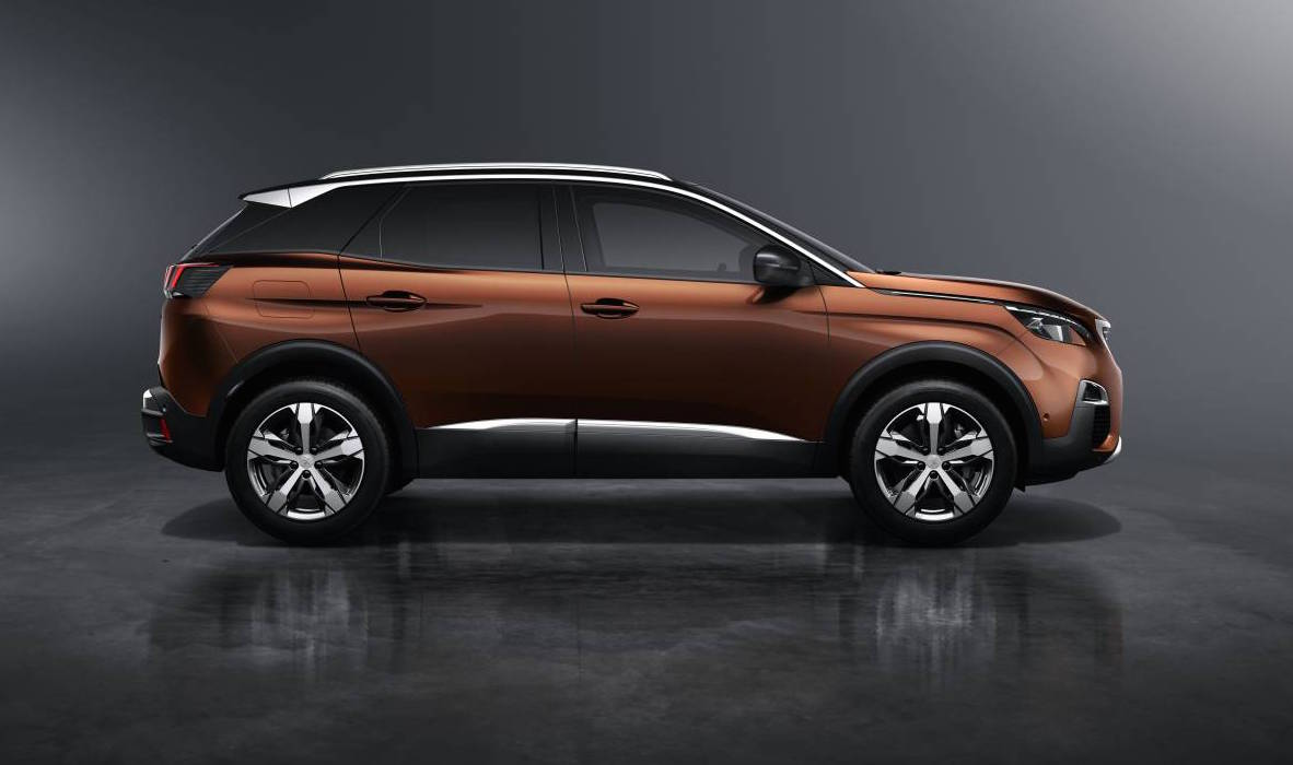 2017 Peugeot 3008 Officially Revealed Larger Suv
