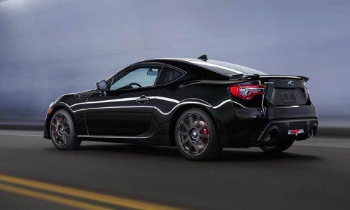 2017 Subaru BRZ revealed; more power, updated design