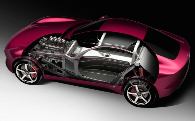 2017 TVR-iStream chassis