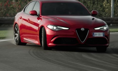 First Alfa Romeo Giulia QV reviews are in, looks good (videos)