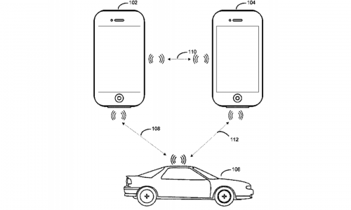 Apple patents smart phone key technology, ready for Apple car?