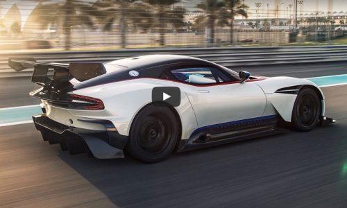 New Top Gear trailer confirms Aston Martin Vulcan test (video)