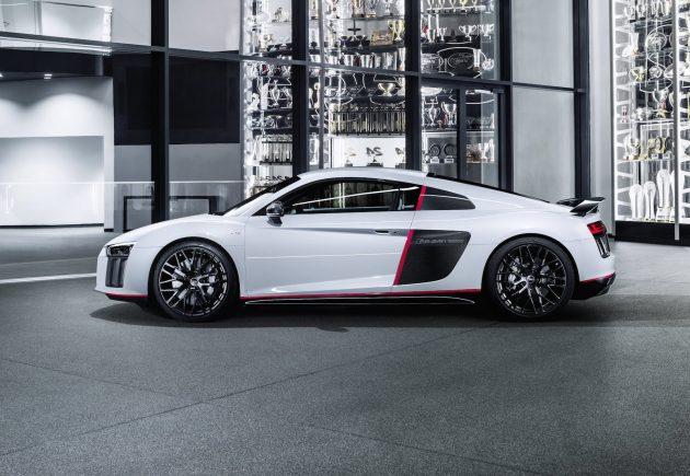 Audi R8 V10 plus selection 24h-bodykit