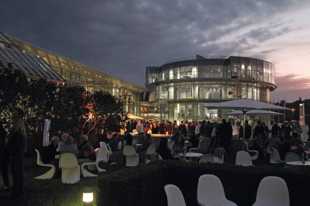 Audi light show-Ingolstadt