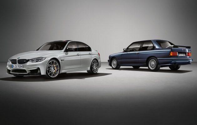 BMW M3 30 Jahre-E30 M3