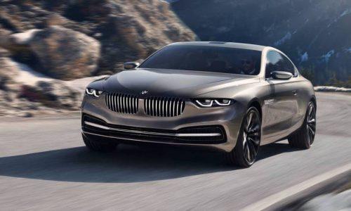 BMW confirms new large luxury model & 'I NEXT' autonomous car