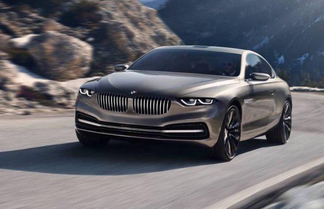 BMW Pininfarina Gran Lusso concept