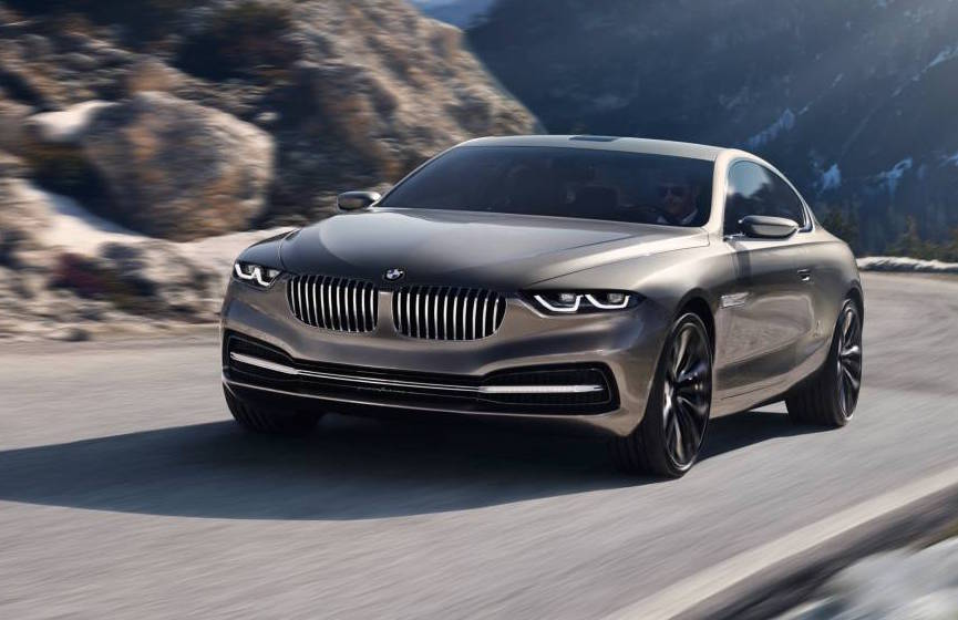 BMW confirms new large luxury model & 'I NEXT' autonomous ...