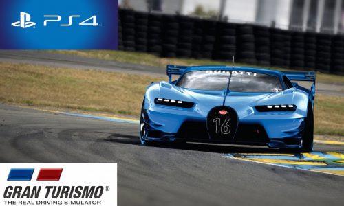 Gran Turismo Sport revealed, new PlayStation 4 driving simulator (videos)
