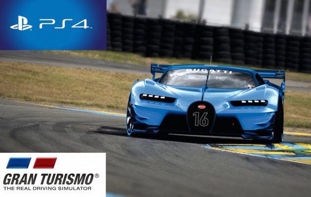 Bugatti-Gran Turismo Sport