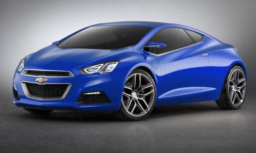 Man envisages Chevrolet Jolt fully electric sports car