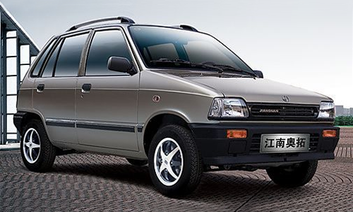 New cheapest car in the world is the new (old) Jiagnan TT?