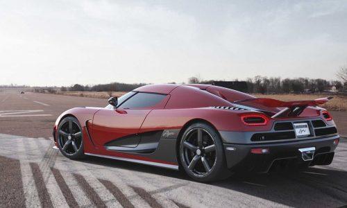 Koenigsegg developing insane 1600cc four-cylinder engine