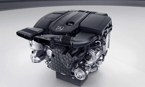 Major Mercedes engine revamp coming, particulate filters for petrol